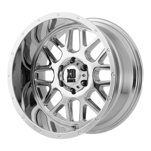 XD SERIES BY KMC WHEELS GRENADE PVD