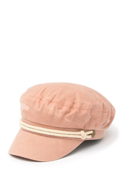 Rose Baker Boy Hat - hokiis