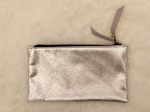 Leather Lightning Pouch - hokiis