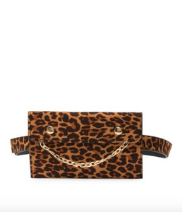 Leopard Belt Bag - hokiis