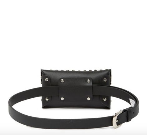 Studded Belt Bag - hokiis