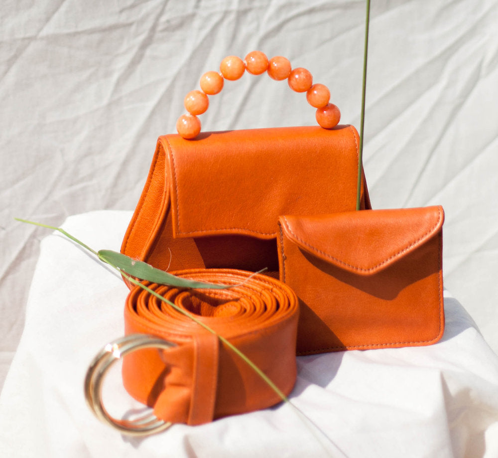Mini Belt Bag | Terracotta