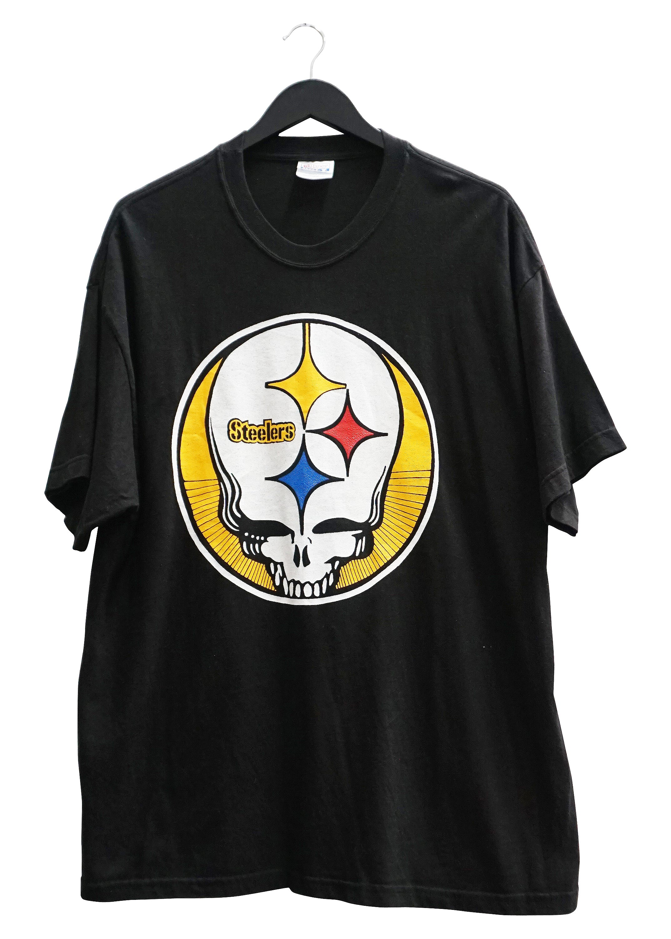 STEELERS 'GRATEFUL DEAD' VINTAGE TEE