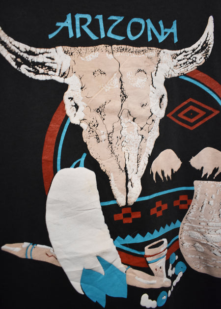 1992 MEGADEATH 'COUNT DOWN TO EXTINCTION' VINTAGE TEE