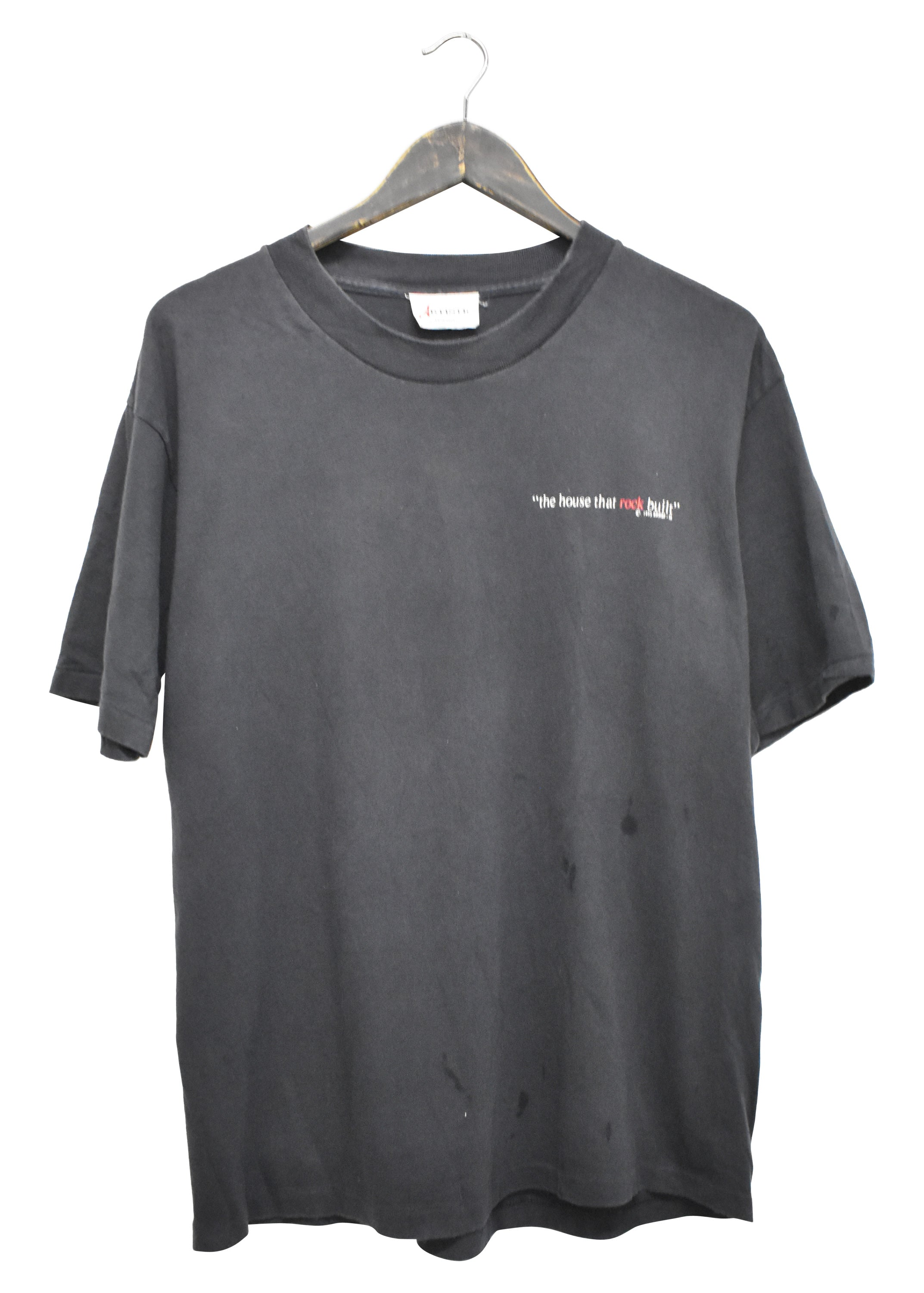 1989 PANTERA 'COWBOYS FROM HELL' VINTAGE TEE