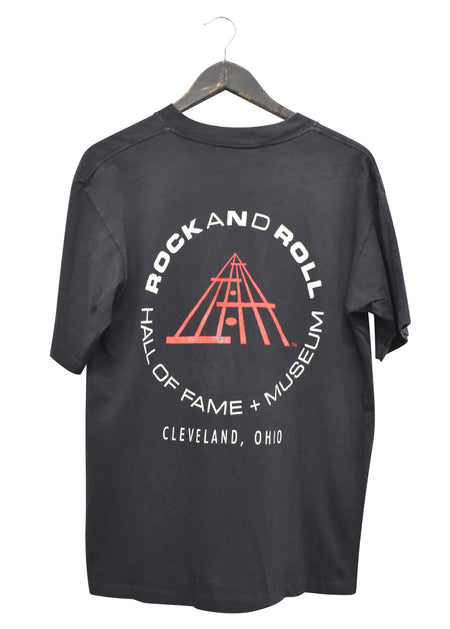 1971 JOHN LENNON 'LOVE' LYRICS PAINT SPLATTER VINTAGE TEE