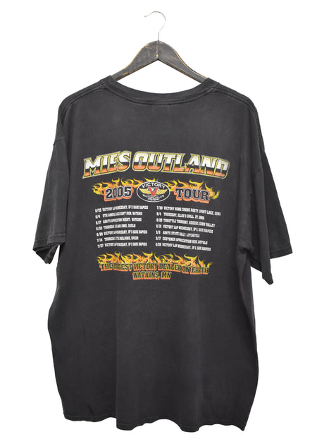 1997 METALLICA 'REBEL' PUSHEAD ARTWORK VINTAGE TEE