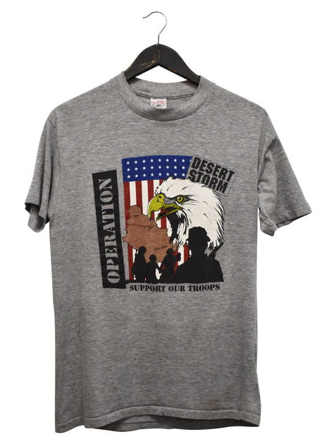 1991 GUNS N ROSES 'USE YOUR ILLUSION USA TOUR' VINTAGE TEE