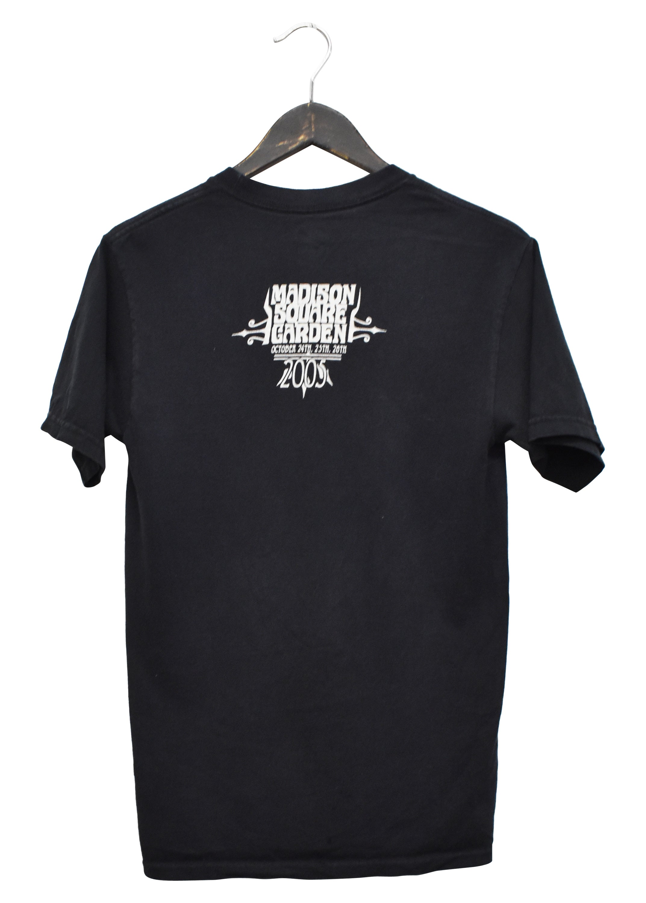 1985 METALLICA 'METAL UP YOUR ASS' GLOW IN THE DARK VINTAGE TANK