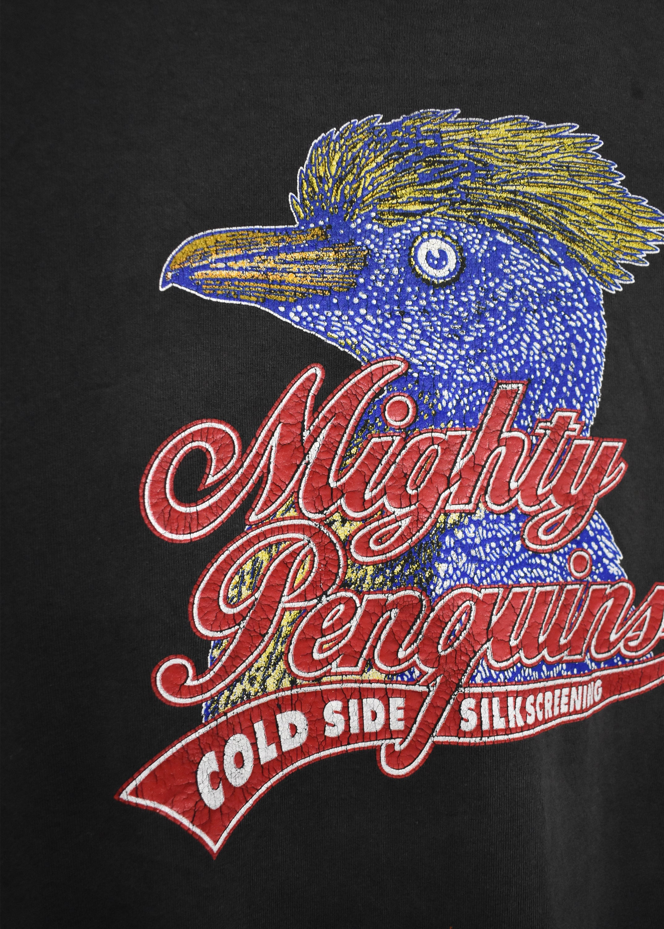2003 THE ROLLING STONES 'OUR 2002/03' VINTAGE TEE
