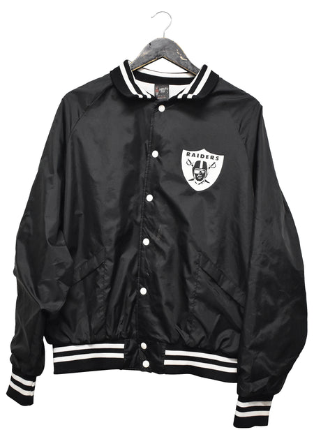 RAIDERS VINTAGE BOMBER JACKET
