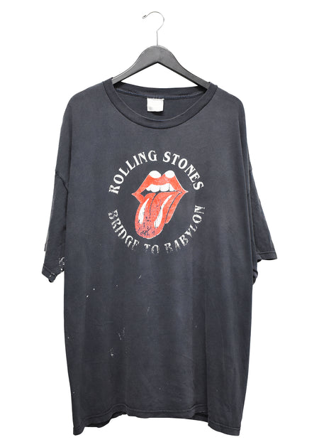 THE ROLLING STONES 'BRIDGE TO BABYLON' VINTAGE TEE