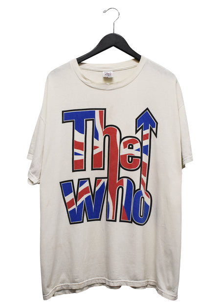 THE WHO VINTAGE TEE