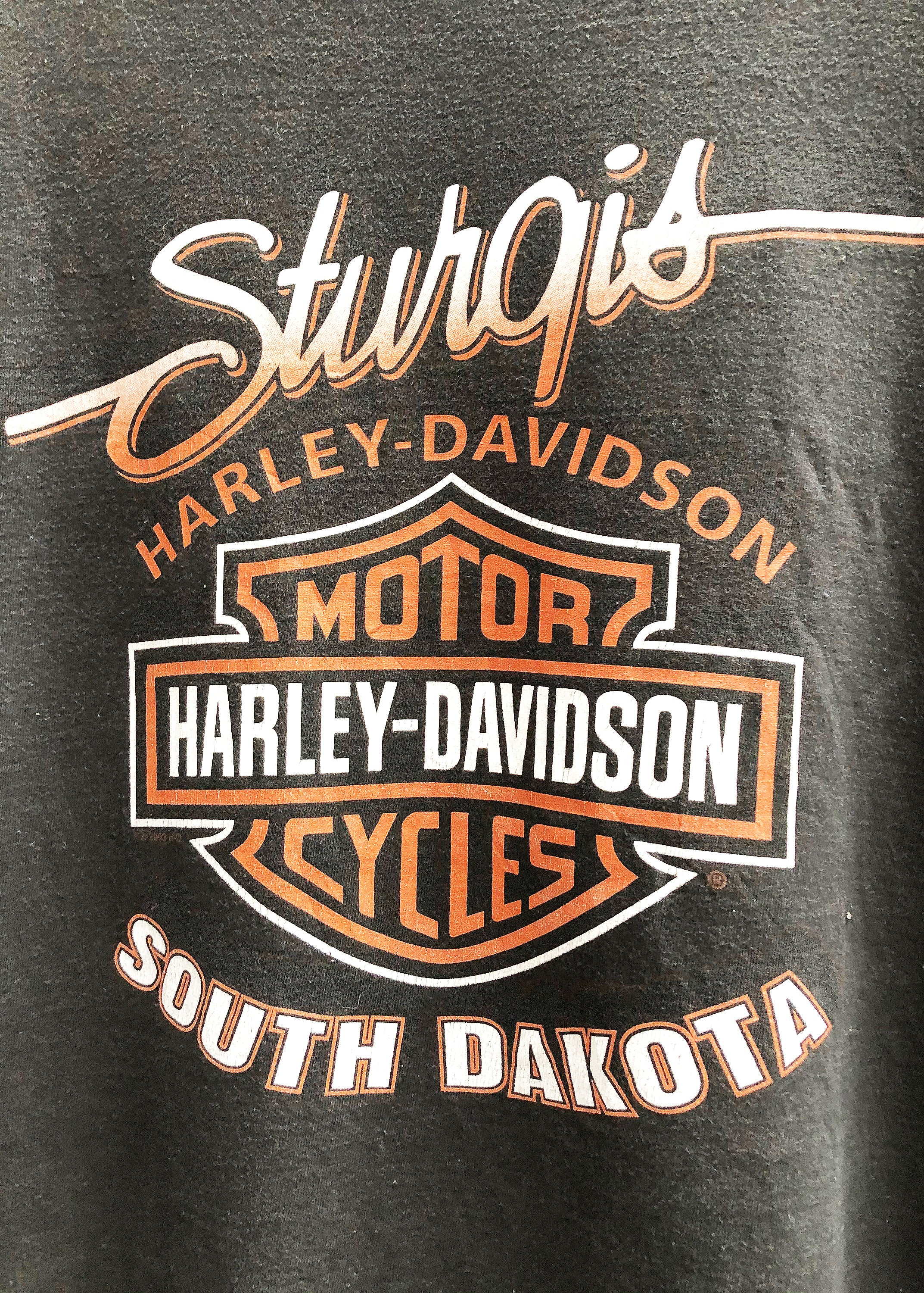 HARLEY DAVIDSON 'SOUTH DAKOTA' COLLECTOR TEE