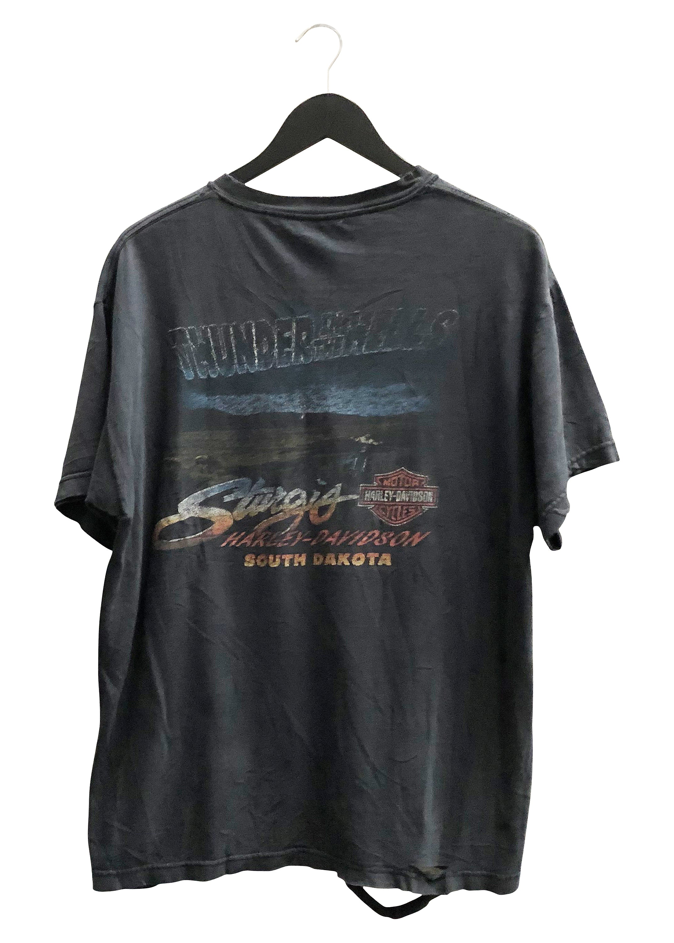 HARLEY DAVIDSON 'SOUTH DAKOTA' VINTAGE TEE