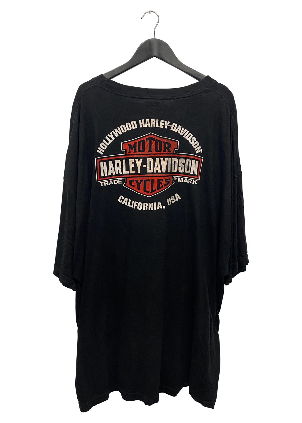 HARLEY DAVIDSON 'DOWNTOWN, SEATTLE' VINTAGE TEE