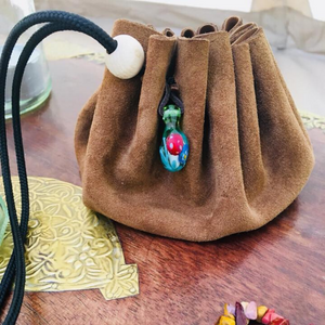 Leather Pouch Workshop