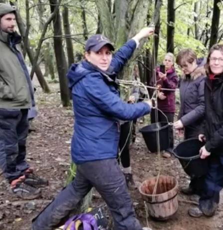 Engineering in the Woods Workshop