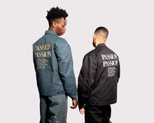 Load image into Gallery viewer, Saint Avenue Passion Jacket (Black)