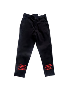 Death Doesn't Kill Energy Pants (Black)