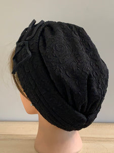 Wired Bow Turban