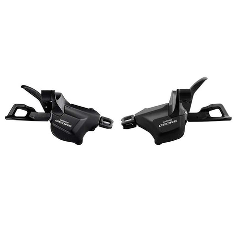 Deore SL-M6000Shift levers 2/3X10sp. Black With OGD