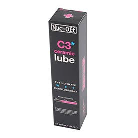 Ceramic C3* Wet Chain Lube