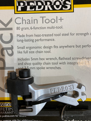 Pedro's Chain tool 6 pack