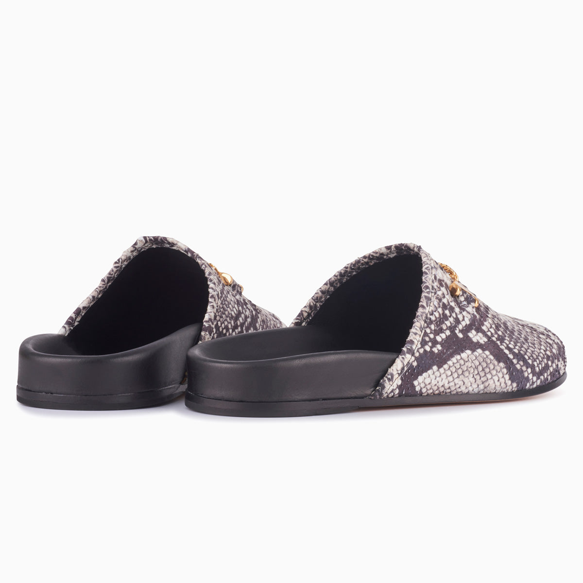 Quincy Slipper Exotic Leather