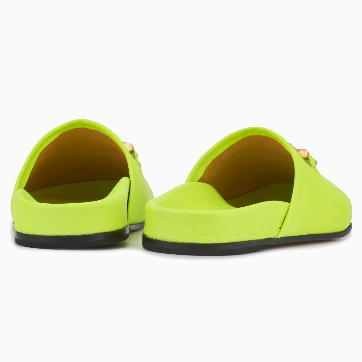 Quincy Slipper Neon Yellow Glove