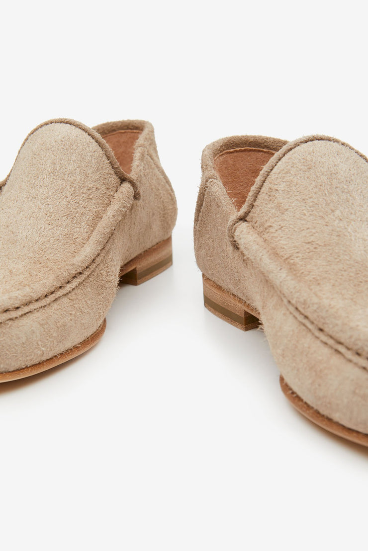 Gregory Moccasin Angora Leather