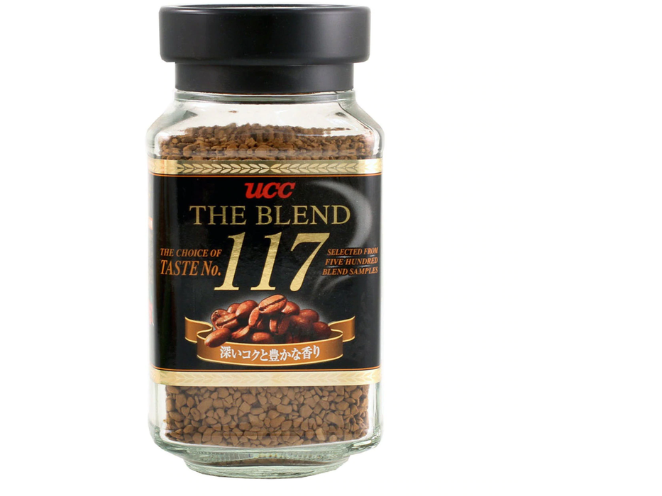 UCC: The Blend 117 Instant Coffee (3.5 oz / 90 g)
