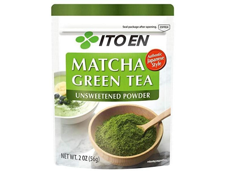 Matcha Green Tea Unsweetended Powder (2oz)