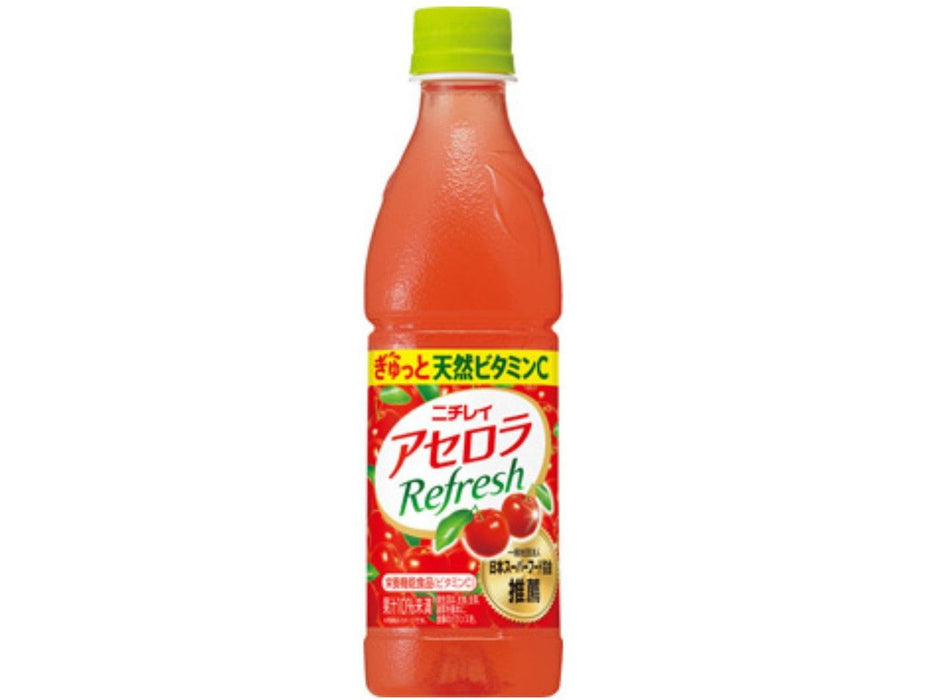 Nichirei: Acerola Refresh (14.54 oz / 430 mL)