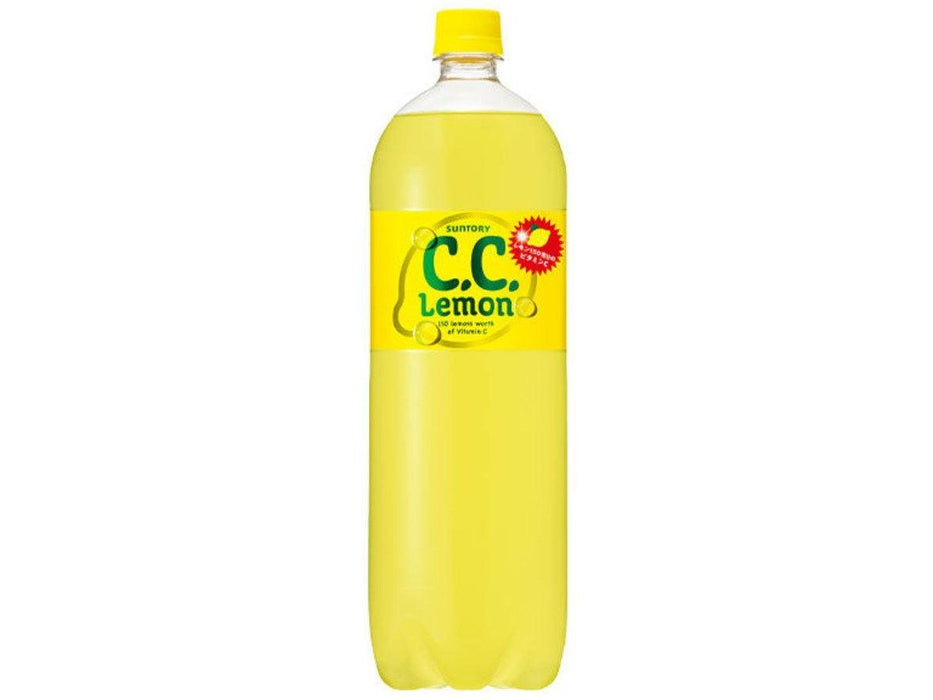 CC Lemon Lightly Sparkling Soda (50.72oz/1.5L)
