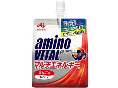 Ajinomoto: Amino Vital Multi Energy Jelly (6.3oz / 180g)