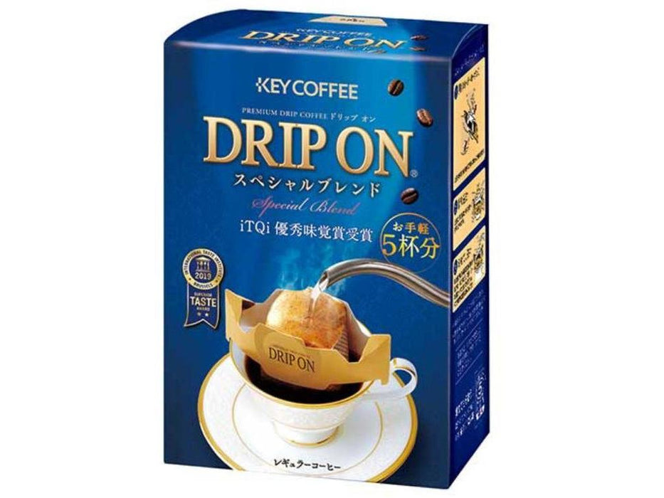 Drip On Special Blend 5 Cups (1.4oz/40g)