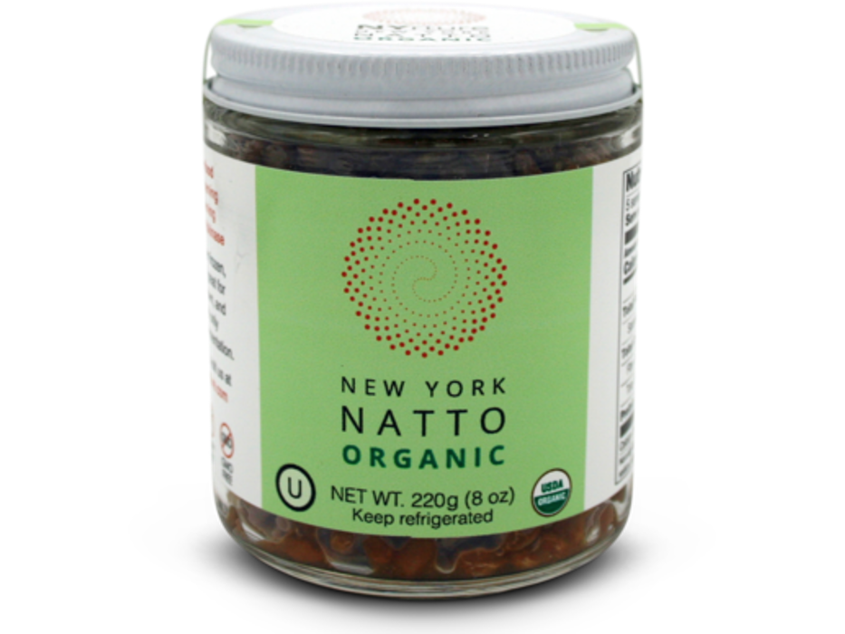 New York Natto Organic (8oz/220g)