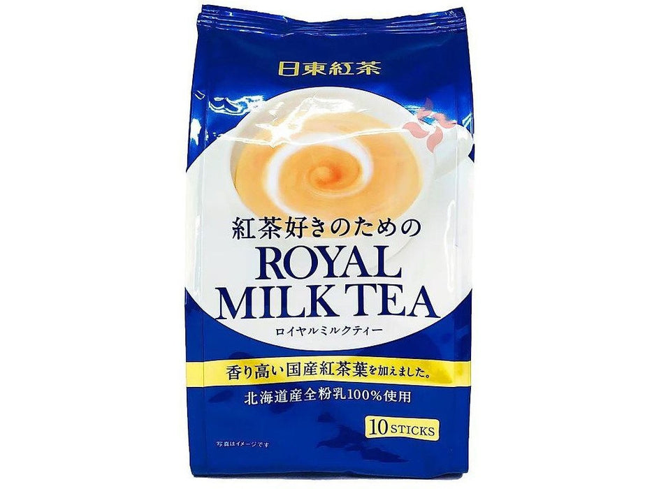 Royal Milk Tea 10 sticks (4.9oz/140g)
