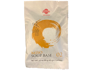 Ramen Soup Base 02 - Miso Beanpaste (2 servings)