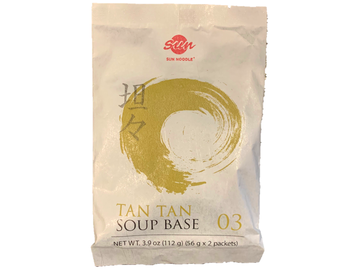 Ramen Soup Base 03 - Tan Tan ( 2 servings)