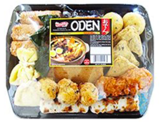 Shirakiku Oden - Assorted Fish Cake (21pcs)