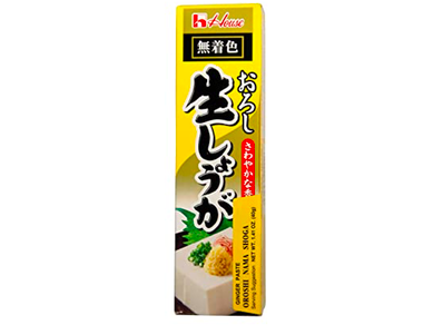 House Oroshi Nama Shouga / Japanese Ginger Paste