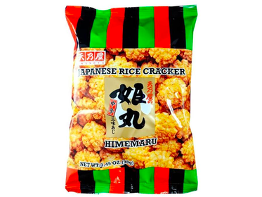 Himemaru Japanese Rice Cracker - (3oz)