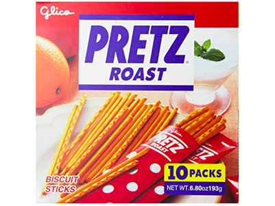 Pretz Roast Party Pack (10pack)