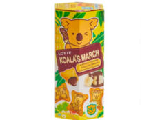 Koala's March Banana Chocolate Cookie (1.45oz)