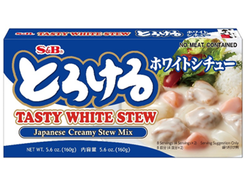Tasty White Creamy Stew Mix (8 servings)