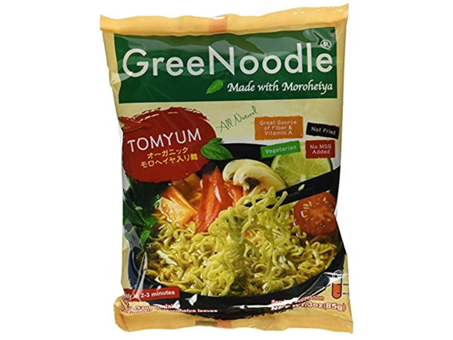 GreeNoodle with Tom Yum Soup (3oz/85g)