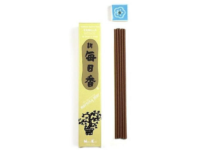 MORNING STAR Incense - Vanilla 50 sticks