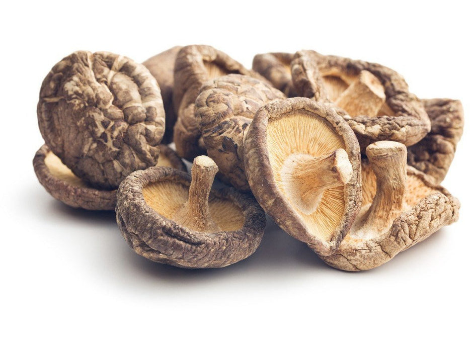 Dried Shiitake Mushrooms (0.25lb)